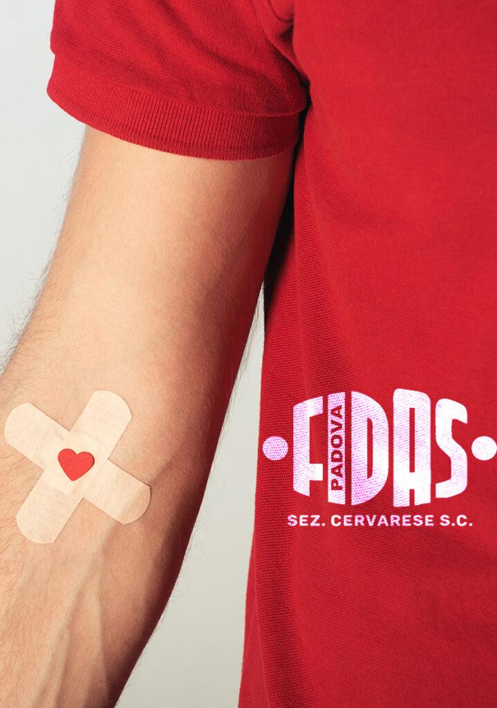 Fidas Cervarese Donare Sangue Colli euganei